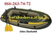 Продам лодки надувные ПВХ Интекс Сехок и другие надувные лодки
